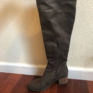 REPORT Fisher Over the Knee Riding Boot Size 11